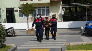 Evini uyuşturucu imalathanesine dönüştüren kişi yakalandı
