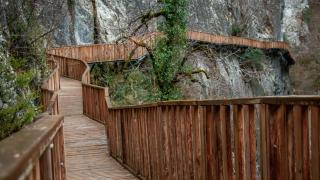 Küre Dağları'nın saklı güzelliği: Horma Kanyonu
