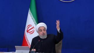 Ruhani: Biden ile birlikte hükümetin üslubu biraz değişti
