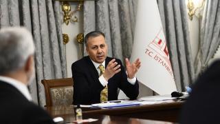İstanbul Valisi Yerlikaya: Hedef, mavi kategoriye el birliğiyle ulaşmak