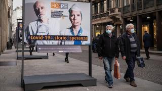 İtalya'da COVID-19 tedbirleri 6 Nisan'a kadar uzatıldı