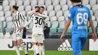 Juventus, Spezia'yı ikinci yarıda yıktı