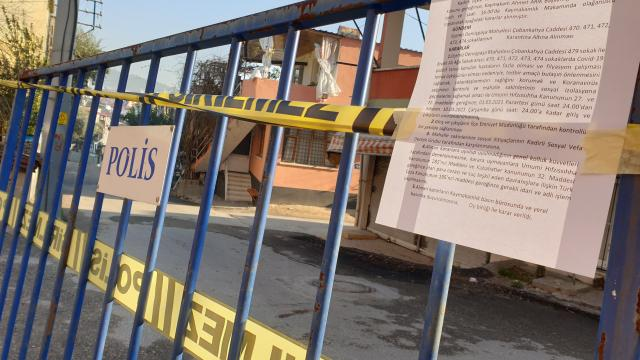 Trabzonda bir lisede eğitime ara: Öğrenciler karantinaya alındı