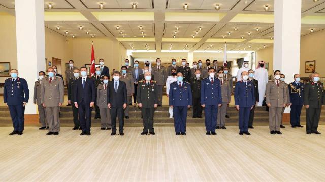 Türkiye ile Katar arasında askeri iş birliği anlaşması imzalandı