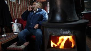 'Dadaşlar' kıraathanede kıtlama çay keyfine kavuştu