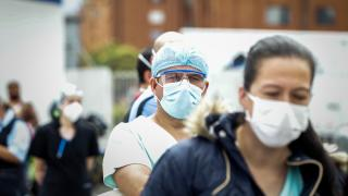 Bir günde Brezilya'da 1036, Kolombiya'da 520 can kaybı