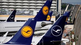 Alman Lufthansa, 2020'de 6,7 milyar euro zarar etti