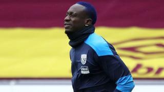 Mbaye Diagne İngiltere'de mutlu