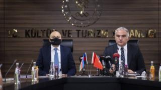 Türkiye ile Azerbaycan arasında kültür ve sanat ilişkileri artırılacak