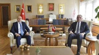 Bakan Ersoy: Sinema konusunda Azerbaycan ile iş birliği artırılmalı