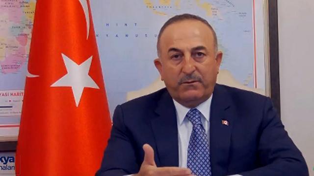 Dışişleri Bakanı Çavuşoğlu: Milletimizin çıkarını her şeyin üzerinde tutuyoruz