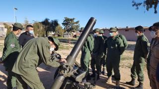 """MSB'den Libyalı askerlere """"havan eğitimi"""""""