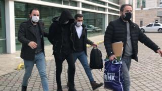 Samsun'da filyasyon ekibi gibi giyinip büfeden hırsızlık yapan kişi tutuklandı