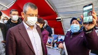 Diyarbakır annelerinden CHP heyetine tepki