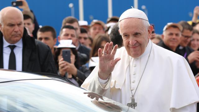Tarihte ilk kez bir Papa Iraka gidiyor
