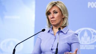 Rus Dışişleri Sözcüsü: ABD'li meslektaşlarımızı ateşle oynamamaya çağırıyoruz