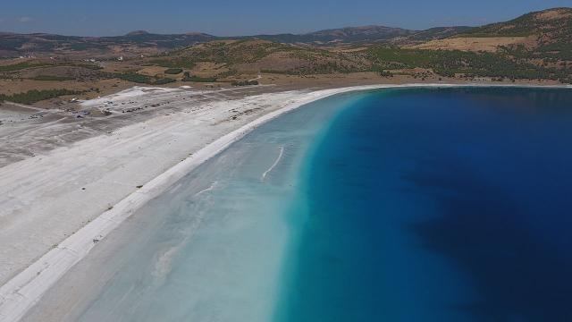 Salda Gölü UNESCO listesine aday