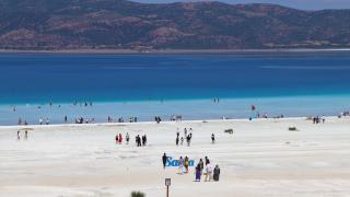 Salda Gölü için UNESCO'ya 'dünya doğal mirası' başvurusu