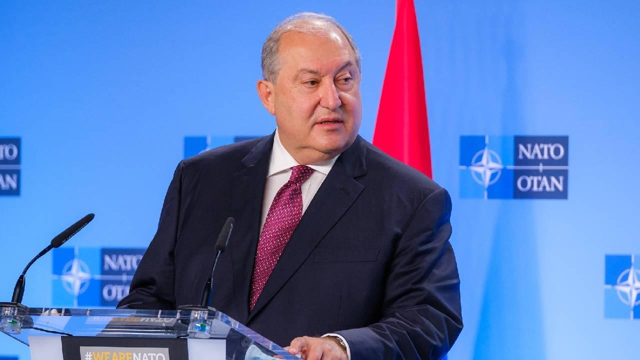 Sarkisyan'dan ikinci ret