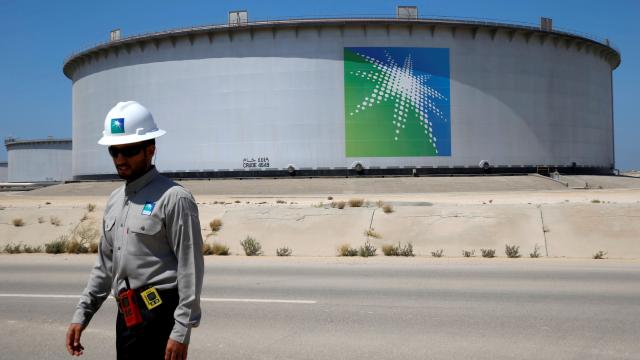 Saudi Aramconun net karı yüzde 44 azaldı