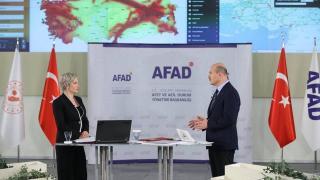 İçişleri Bakanı Soylu: AFAD uygulaması ile ekipler göçük altındakilere daha çabuk ulaşabilecek