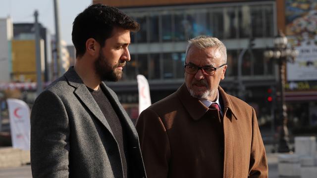 """TRT 1'in yeni dizisi """"Teşkilat""""ın ikinci tanıtımı yayınlandı"""