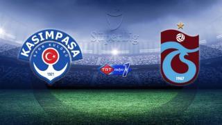 Trabzonspor Kasımpaşa deplasmanında