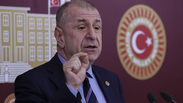 Ümit Özdağ, İyi Partiden istifa etti