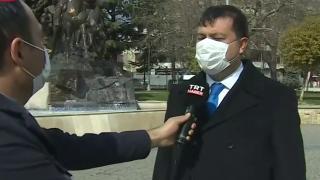 Uşak'ın başarısının sırrını Belediye Başkanı Çakın anlattı