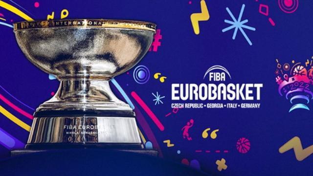 2022 Erkekler Avrupa Şampiyonası'nda kura heyecanı