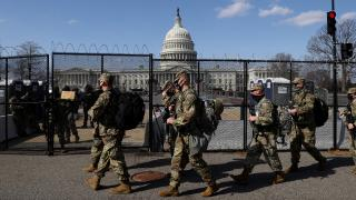 ABD'de Ulusal Muhafızların görev süresinin 2 ay uzatılması isteniyor