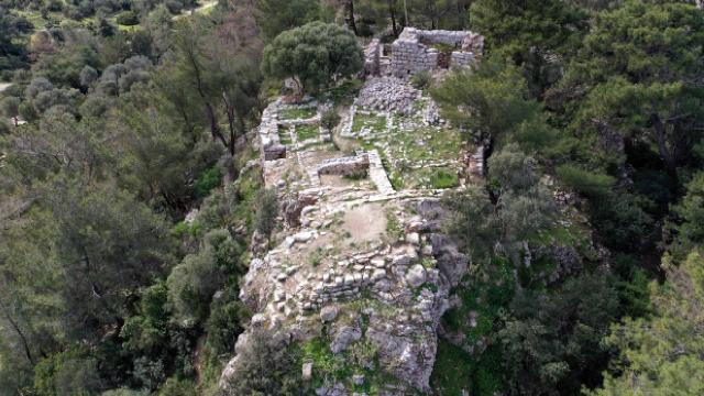 Pedasa Antik Kentini de içine alan arazi satışa çıkarıldı