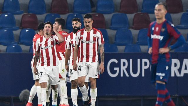 İspanya Kral Kupasında Athletic Bilbao finalde