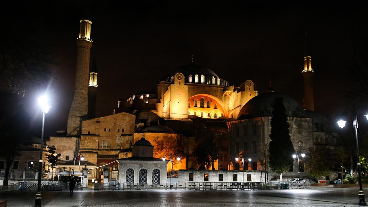 Ayasofya Camii 3 milyonu aşkın ziyaretçiyi ağırladı