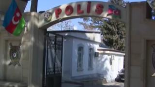 Azerbaycan'da hırsızlar ATM'yi çalmaya çalıştı