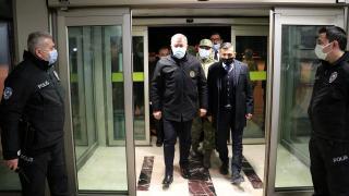 Bakan Akar: Kazanın hava şartları nedeniyle olduğu değerlendiriliyor