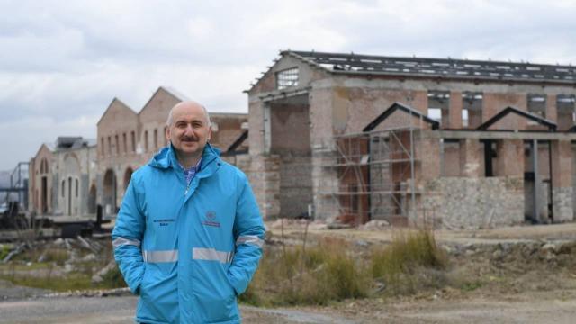 Bakan Karaismailoğlu: Tersane İstanbul Projesi, İstanbulun marka değerini artıracak