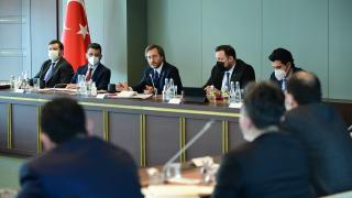 Türkiye'nin iletişimi için güç birliği