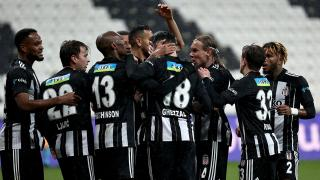 Beşiktaş Aboubakar ile kazandı