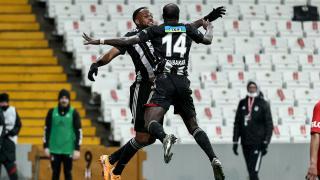 Beşiktaş Aboubakar'la zirveye uçtu