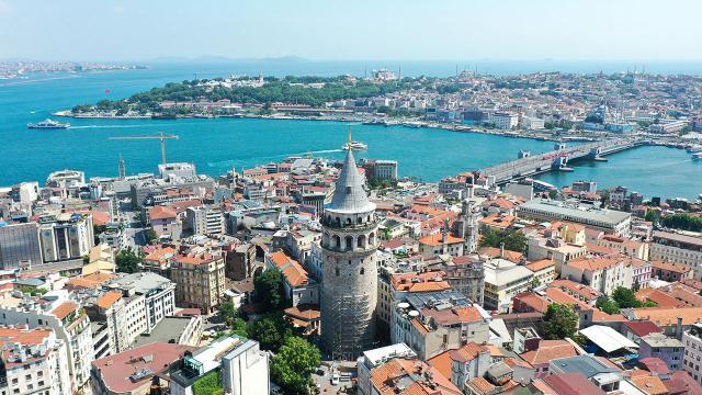 İstanbula değer katacak proje: Beyoğlu Kültür Yolu