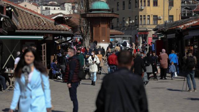 Balkanlarda vaka ve ölümler artmaya devam ediyor