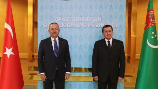 Bakan Çavuşoğlu: Türkmenistan'la siyasi ilişkilerimizin mükemmel olması yetmez
