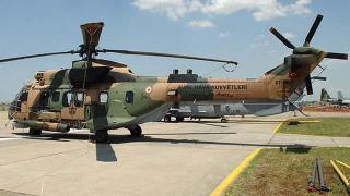 Bitlis'te düşen Cougar tipi helikopterin özellikleri