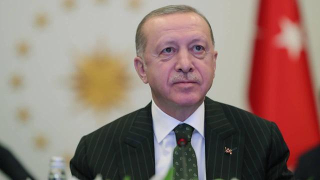 Cumhurbaşkanı Erdoğandan Berdimuhammedova taziye telefonu