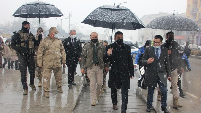 Van, Hakkari, Bitlis ve Muşta Covid-19a karşı dinamik denetim faaliyetleri başladı