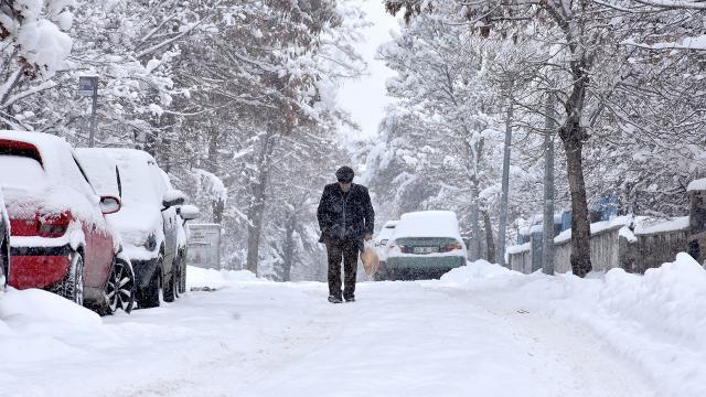 Şubatta en yüksek sıcaklık Rizede en düşük Erzurumda ölçüldü