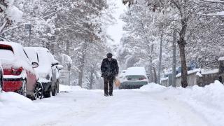 Şubat'ta en yüksek sıcaklık Rize'de en düşük Erzurum'da ölçüldü