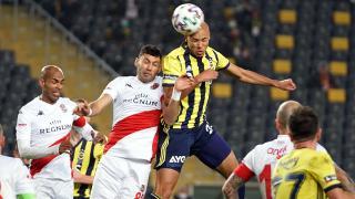 Antalyaspor'dan Fenerbahçe'ye çelme