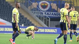 Fenerbahçe Kadıköy'de kayıp